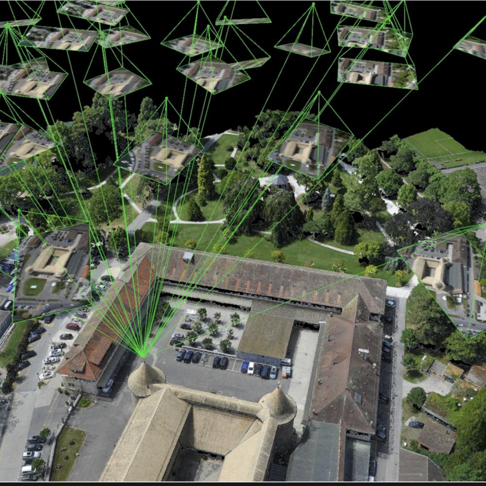 Drone fotogrammetrie