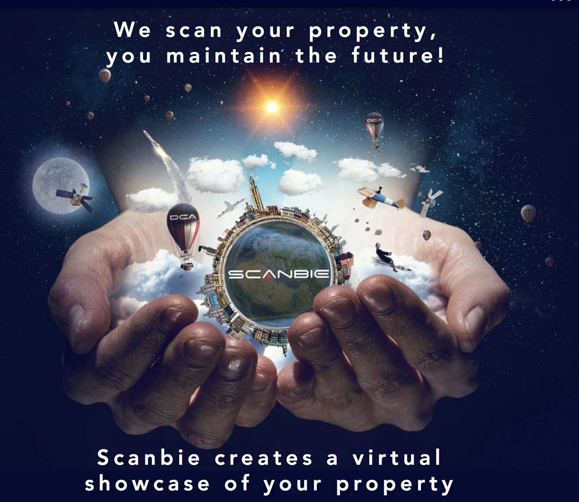 Scanbie.com, 3D scanning at its best